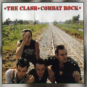 Clash - Combat Rock [CD] USA importieren