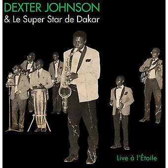 Dexter Johnson - Live en l'Etoile [CD] USA import