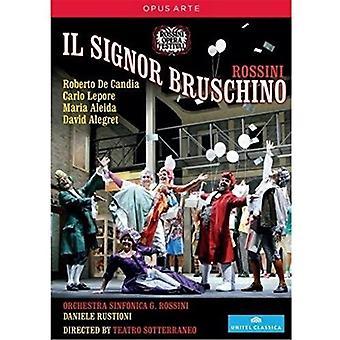 Il Signor Bruschino [DVD] USA importerer