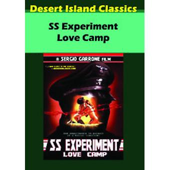 SS Experiment Love Camp [DVD] USA import