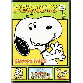 Cacahuetes por Schulz: importación de USA de Snoopy Tales [DVD]