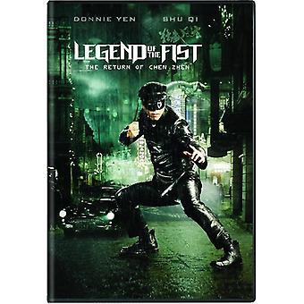 Legend of the Fist: Return of Chen Zhen [DVD] USA import