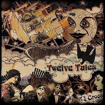 AJ Croce - tolv fortællinger [CD] USA import