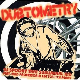 DJ Spooky - Dubtometry [CD] USA importerer
