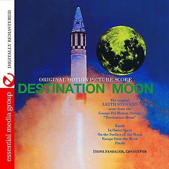 Destination månen / O.S.T. - Destination månen / O.S.T. [CD] USA import