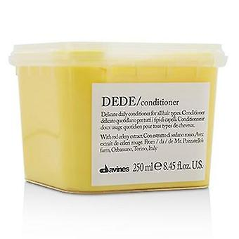 Davines Dede Delicate Daily Conditioner (For All Hair Types) - 250ml/8.45oz