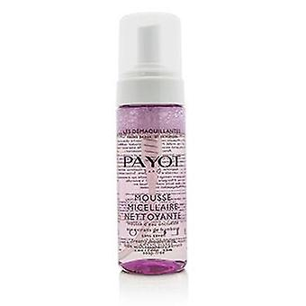 Payot Les Demaquillantes Mousse Micellaire Nettoyante - Creamy Moisturising Foam with Raspberry Extracts - 150ml/5oz