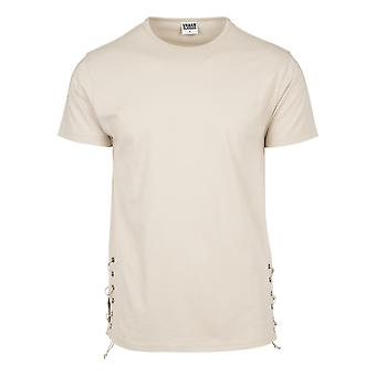 Urban classics T-Shirt lace up long tea