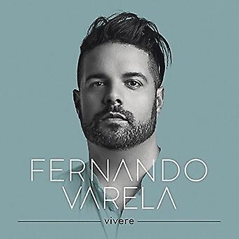 Fernando Varela - Vivere [CD] USA import