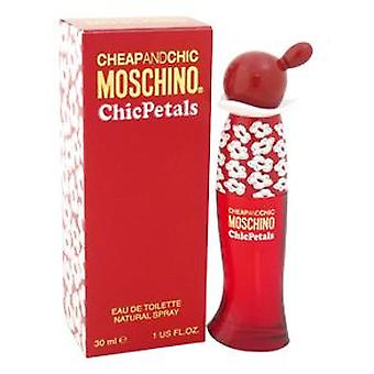 Moschino Chic kronblad (parfyme, parfyme)