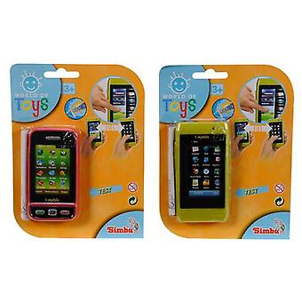 Simba Mobile With Touch Screen