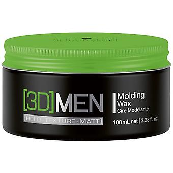 Schwarzkopf Professional Wax in Cream 3D Men Molding Wax (Hair care , Styling products)