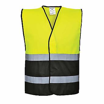 Portwest - Hi-Vis Safety Workwear Two Tone Vest