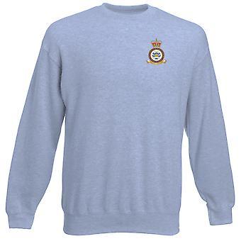 SERE överleva undgå motstå dellicens broderad Logo - officiella RAF Royal Air Force - Heavyweight tröja