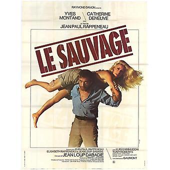 The Savage Movie Poster (11 x 17)