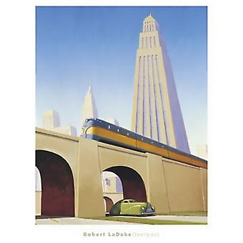 Viaduct Poster Print by Robert LaDuke (25 x 33)