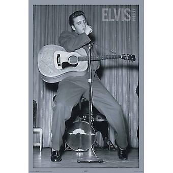 Elvis Presley - Dance plakat plakat Print
