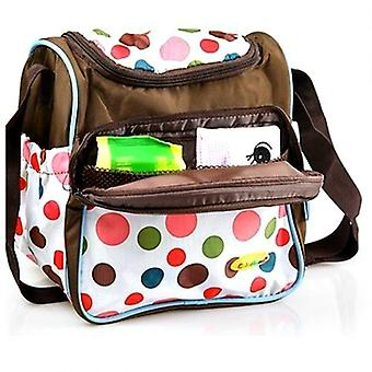 Baby Changing Bag, Polka Dot