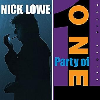 Nick Lowe - Party of One [Vinyl] USA import