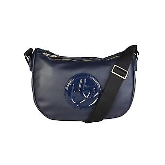 Blu Byblos Women Crossbody Bags Blue