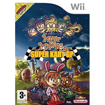 Myten beslutsfattare Super Kart GP (Wii)