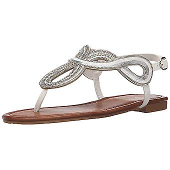 CL by Laundry Womens Night Time Split Toe Casual Slingback Sandals
