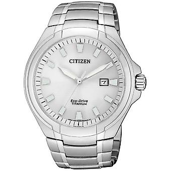 Citizen mens watch eco-drive titanium BM7430 89A