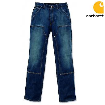 Carhartt pants double front logger jeans