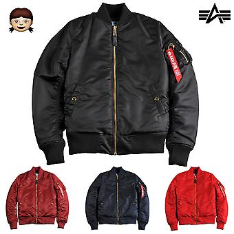 Alpha industries ladies jacket MA-1 VF PM Wmn