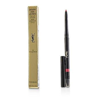 Yves Saint Laurent Dessin Des Levres The Lip Styler - # 52 Rouge Rose - 0.35g/0.01oz
