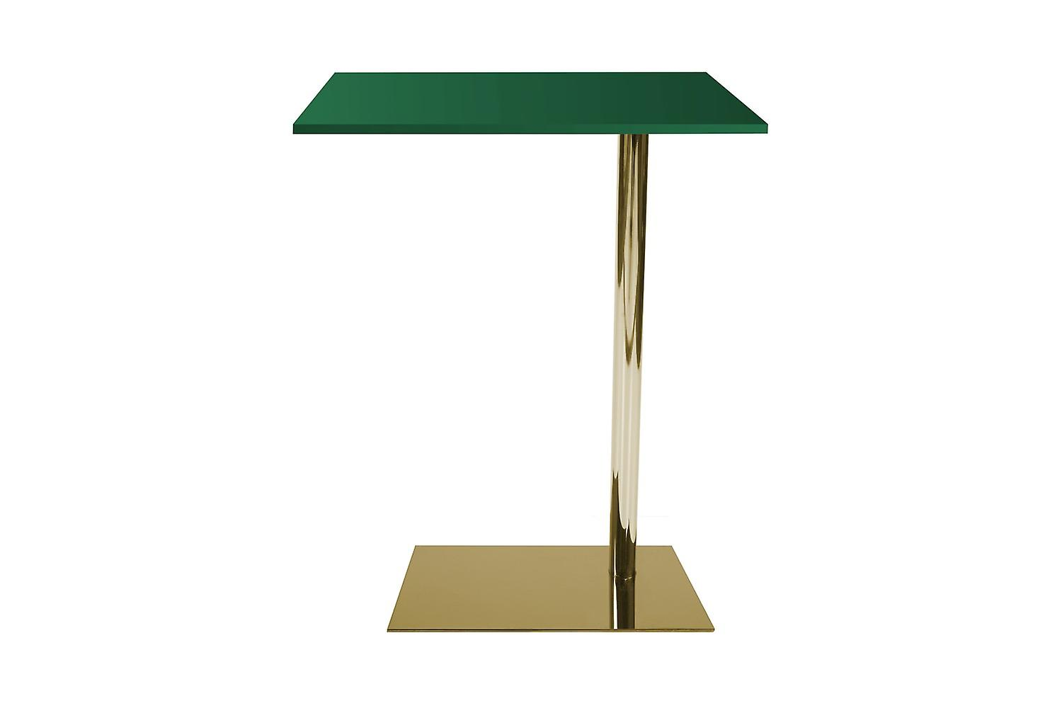 Tables Basse Luxe Rectangulaire Vert Table Or 6fbg7yY
