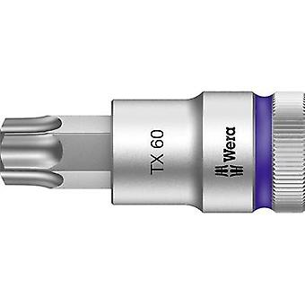 Wera 8767 C HF 05003838001 TORX socket Bit T 60 1/2 (12.5 mm)