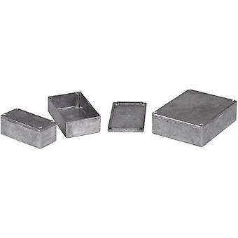 Hammond elektronikk 10758PSLA Universal kabinett 145 x 95 x 49 Aluminium Aluminium 1 eller flere PCer