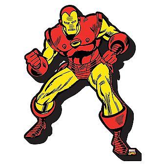 Iron Man Chunky Thick Fridge Magnet