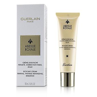 Guerlain Abeille Royale Rich Day Cream - Firming Wrinkle Minimizing Radiance - 30ml/1oz