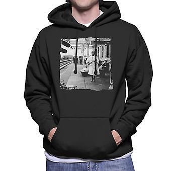 TV Times Sister Rosetta Tharpe Blues Gospel Train Men's Hooded Sweatshirt