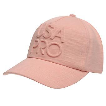 USA Pro Womens Logo Cap Baseball Cotton Tonal Stitching Sport Snapback