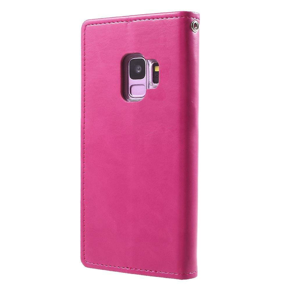 MERCURY GOOSPERY Blue Moon Samsung Galaxy S9 - Rose