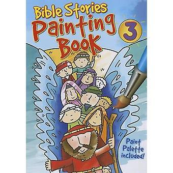 Historias de la Biblia libro 3 por Juliet David - Simon Abbott - 978185 de pintura