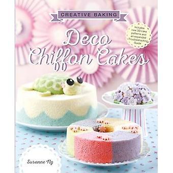 Creative Baking - Deco Chiffon Cakes by Susanne Ng - 9789814751629 Book