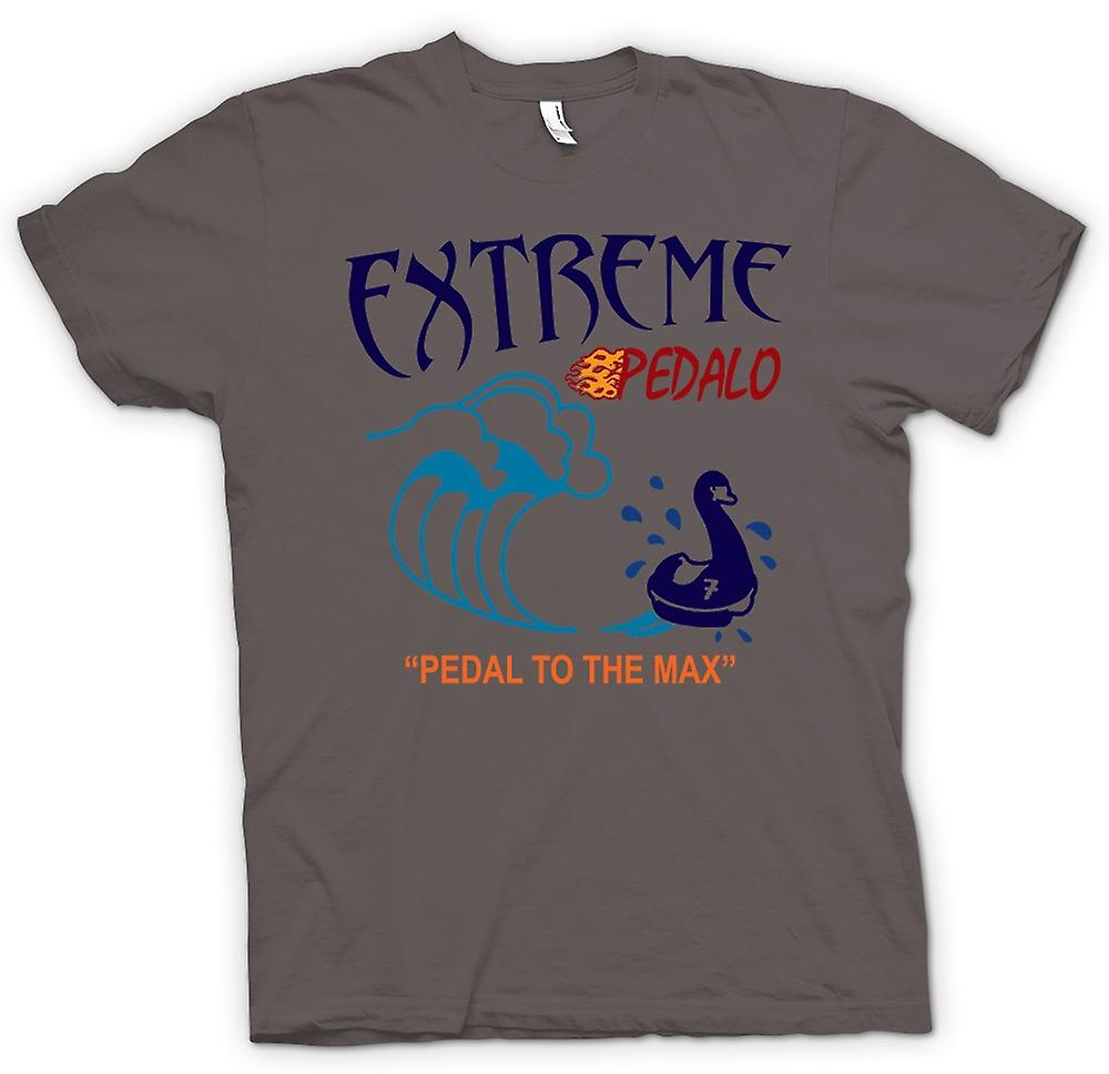 Mens T-shirt - Extreme Pedelo - Funny