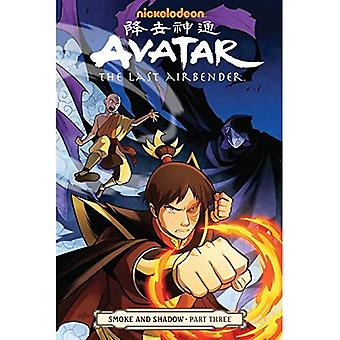 Avatar: The Last Airbender - Smoke and Shadow Part 3
