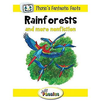 Rainforests and More Nonfiction: Jolly Phonics Readers (Phonic's Fantastic Facts)
