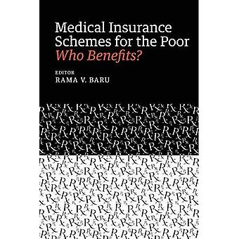 Medical Insurance Schemes for the Poor: Who Benefits?
