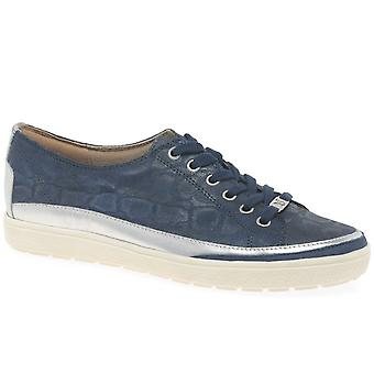 Caprice Star Womens Casual Lace Up Shoes