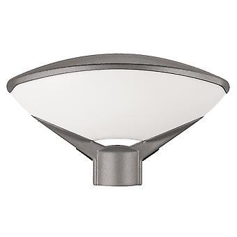 Variona lichtunit ovaal voor mast 6cm - antraciet