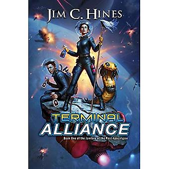Terminal Alliance: Janitors of the Post-Apocalypse #1