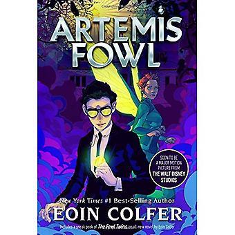 Artemis Fowl (Artemis Fowl, bok 1) (Artemis Fowl)