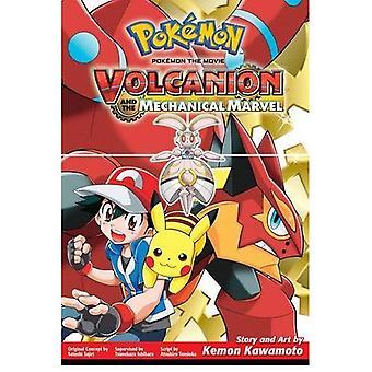 Pokaemon the Movie: Volcanion and the Mechanical Marvel (Pokemon)