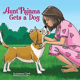 Tante pyjamas får en hund